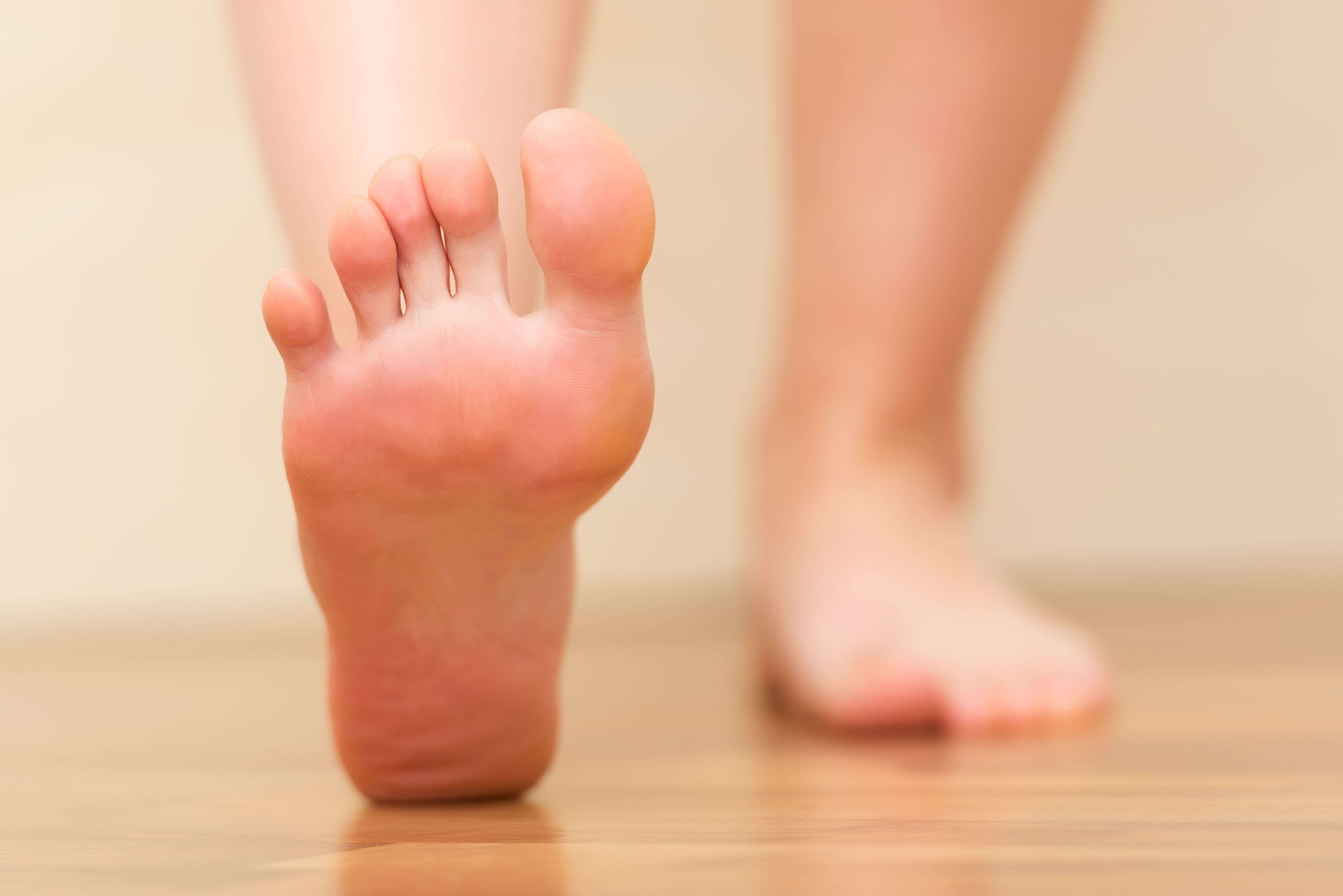 finding your feet a mindful emergence